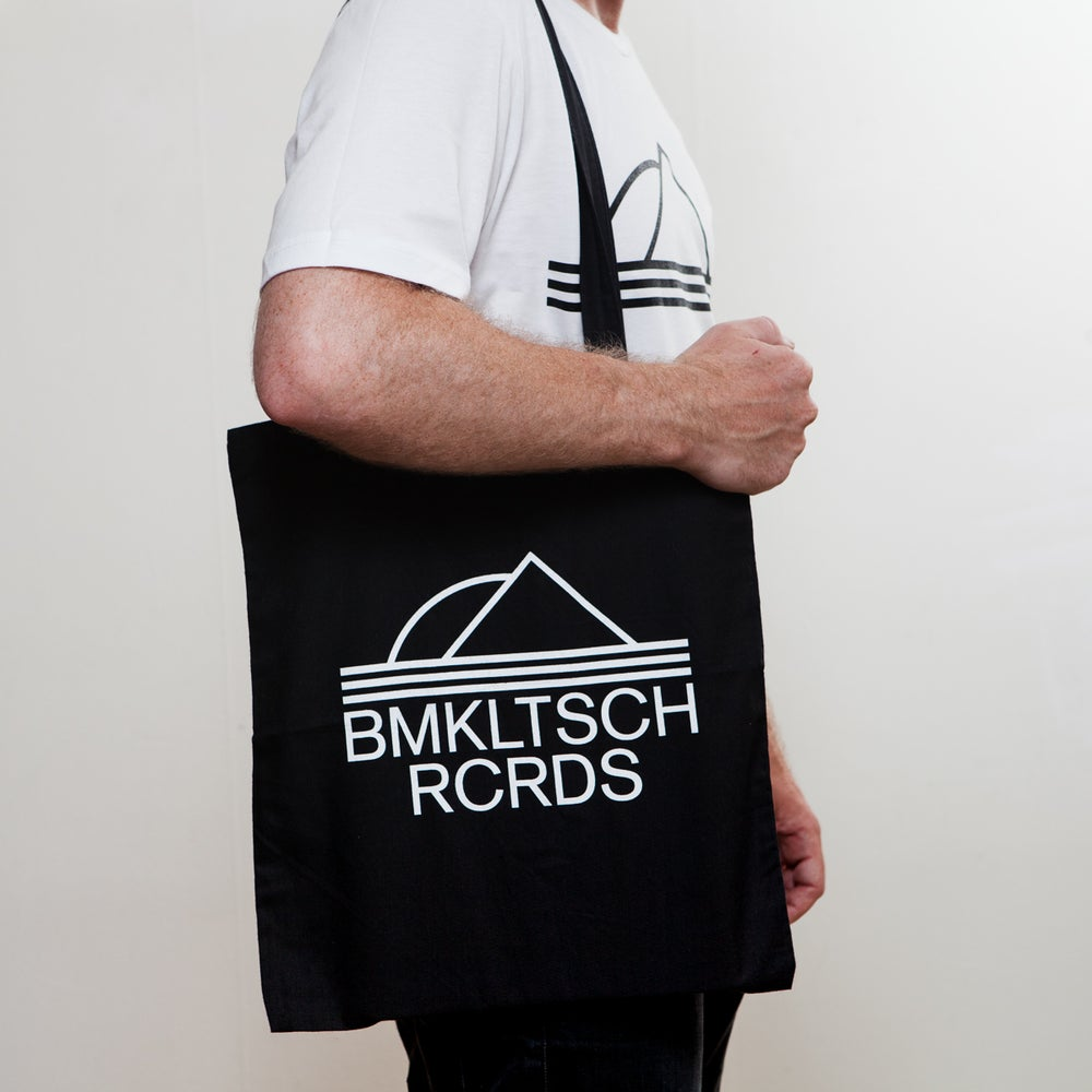Image of BMKLTSCH RCRDS Tote bag