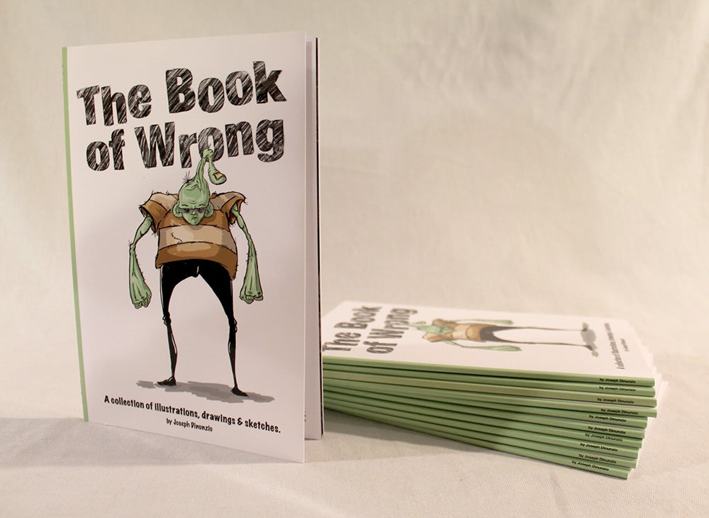 Image of The Book of Wrong