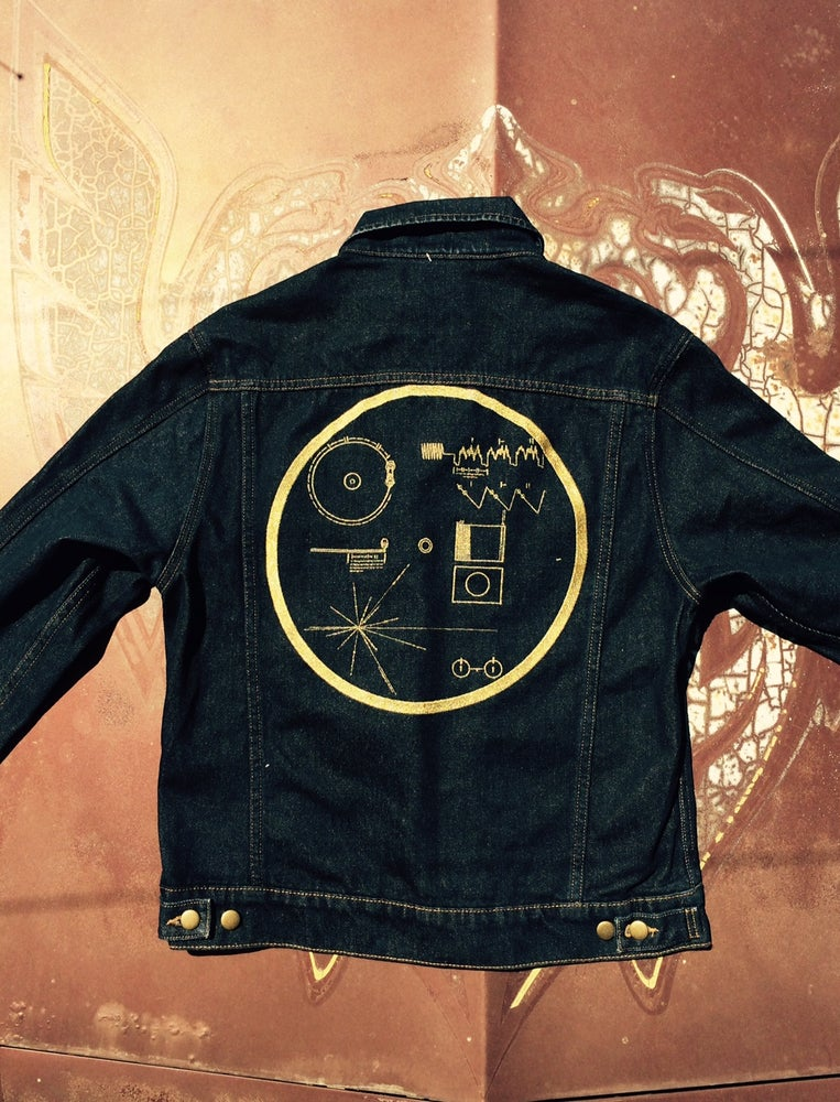 Image of MM Denim Jacket