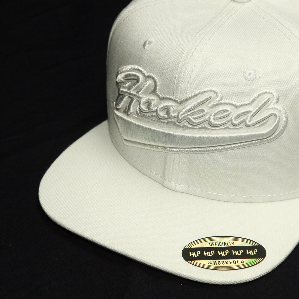 a7d56a85f06 Image of Super White Sole Snapback