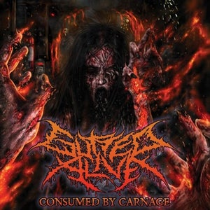 Image of CONSUMED BY CARNAGE - CD