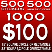 Image of Sticker Deal #7