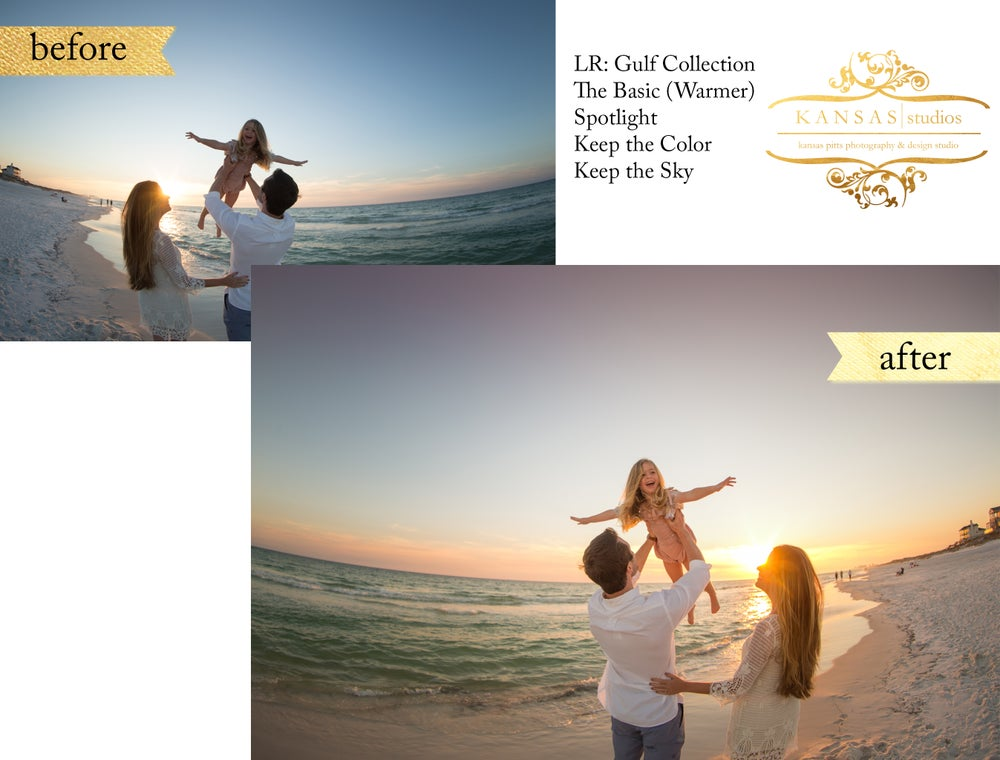 Image of The Gulf & Lush Bundle | Presets For Lightroom Users
