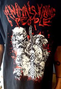Image of AKP - South-American Tour 2014 Shirt -