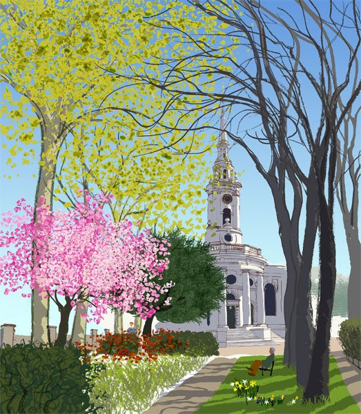 Image of St Paul's Church, Deptford, London