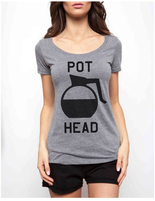 Image of POT HEAD ladies tees