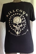 Image of GOLD SKULL S/S TEE
