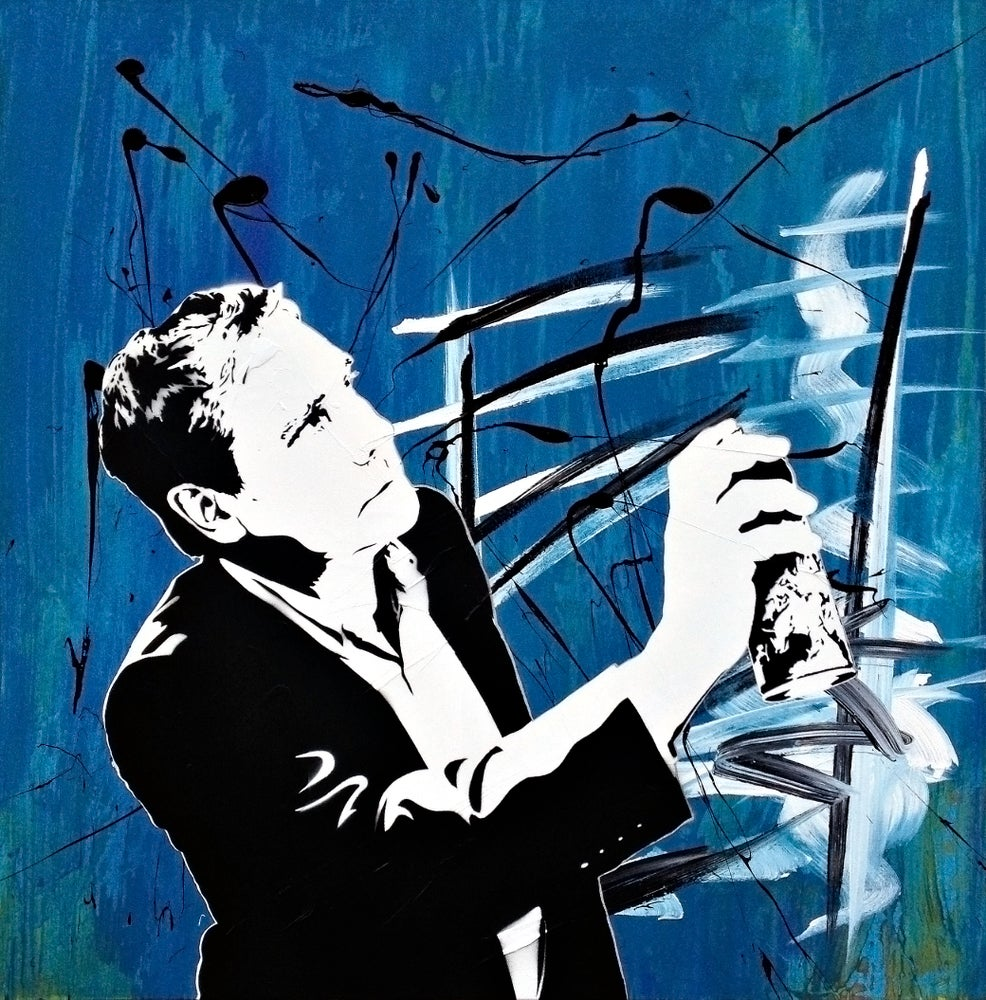 "Image of ""BLEK, Le True Legend,"" The Art of Grafstract"