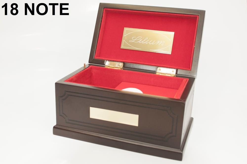 "Image of Elfen Lied ""Lilium"" Music Box (18 Note Mechanism )"