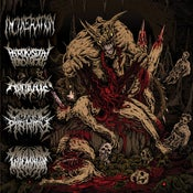 Image of HORRENDOUS FORMS OF HUMAN RUINATION 'Split'