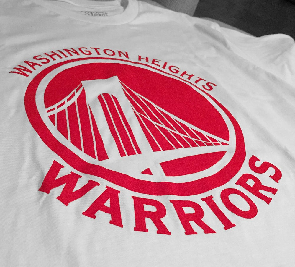 Image of The Washington Heights Warriors tee