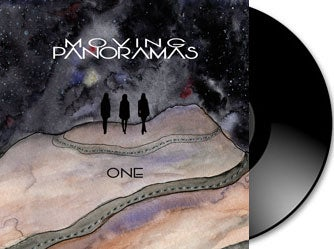 Moving Panoramas - One LP + Download Card