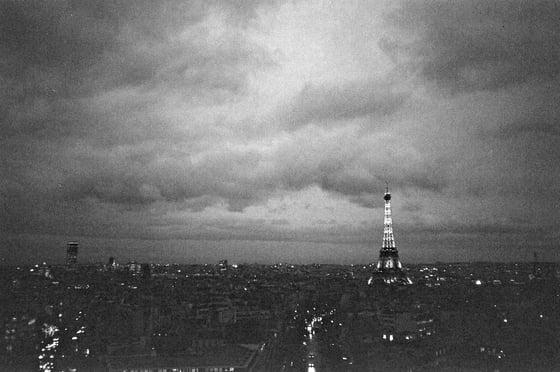 Image of Paris Skyline