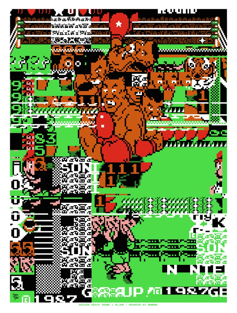 Image of Mike Tyson's Punch Out!