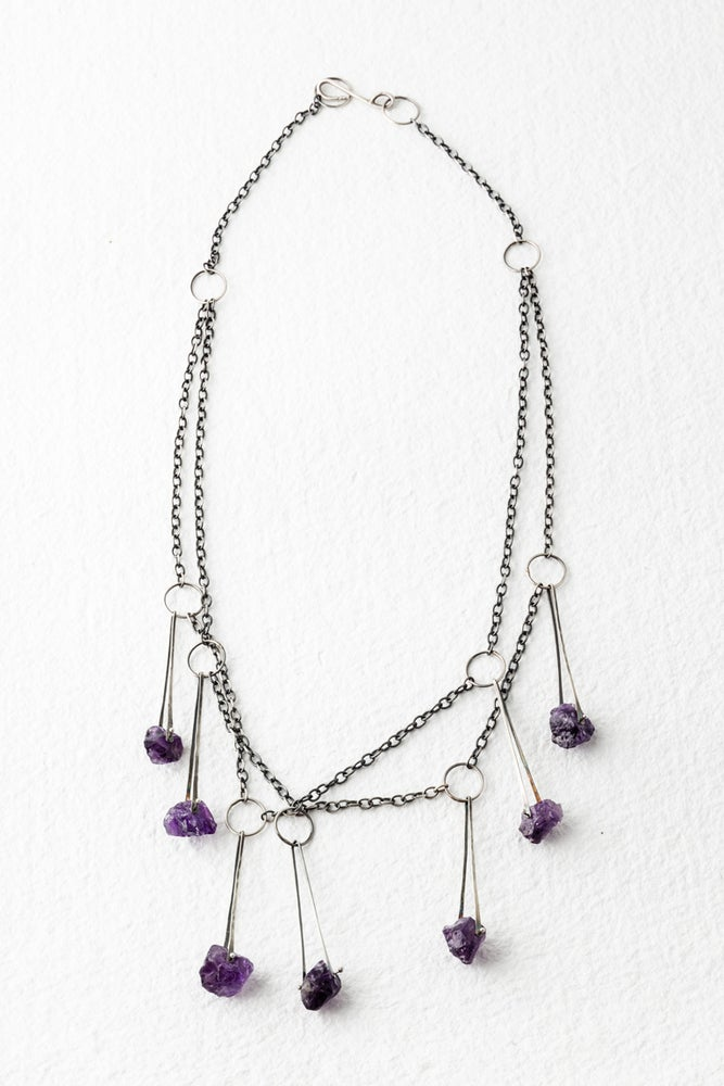 Image of Harnessed Amethyst