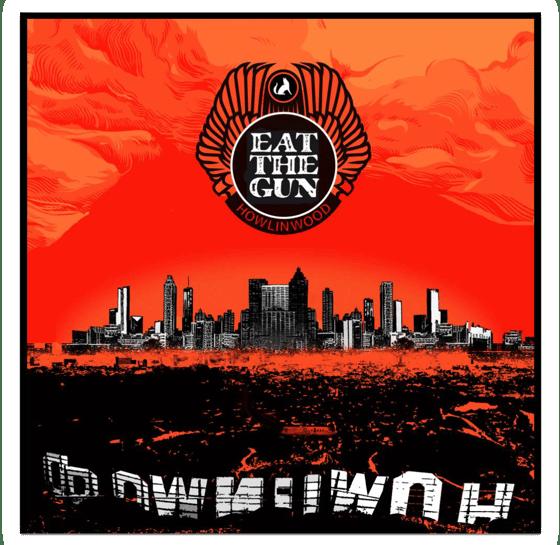 Image of HOWLINWOOD - RED VINYL + CD