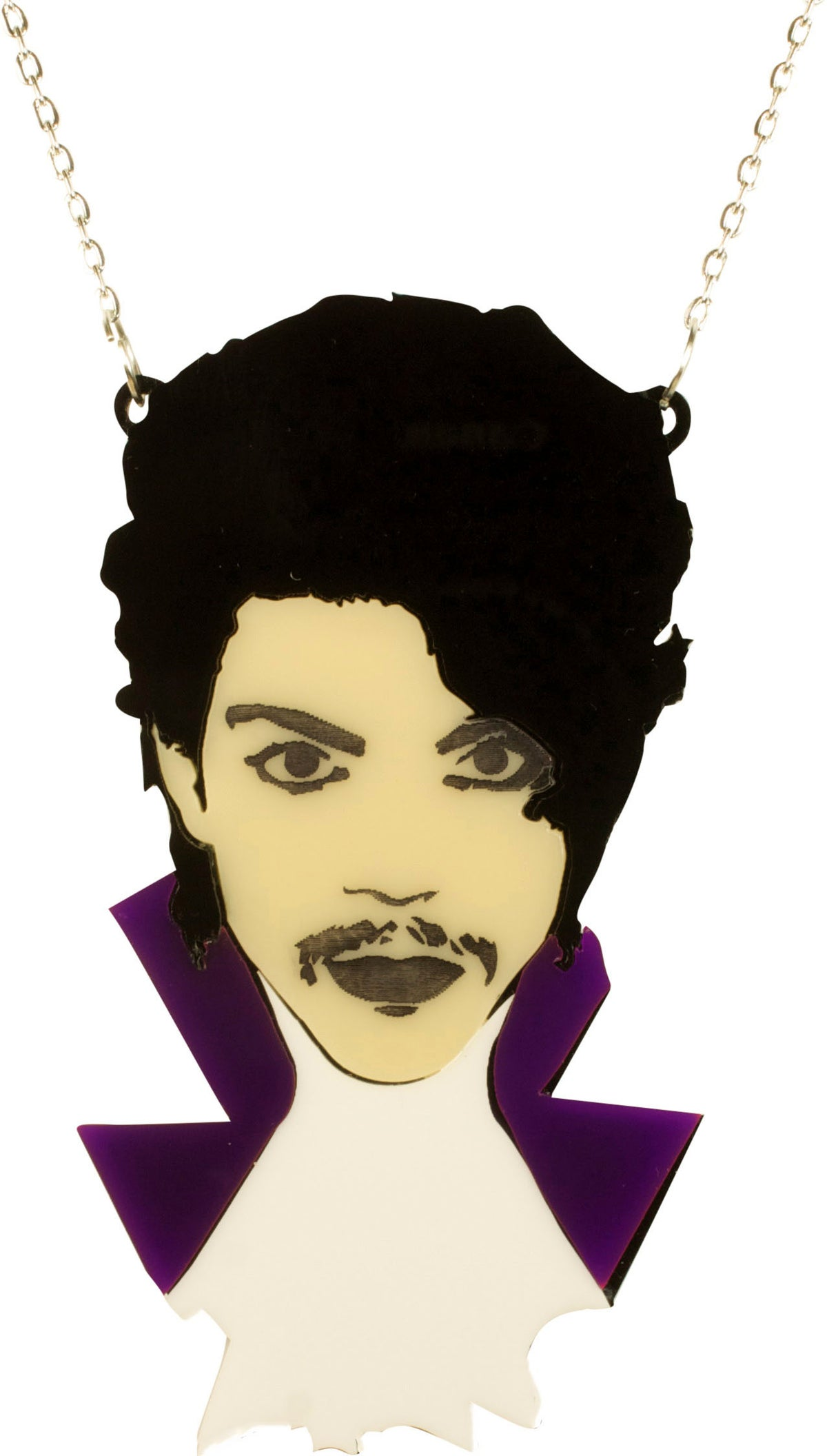 Image of Prince Purple Rain Necklace