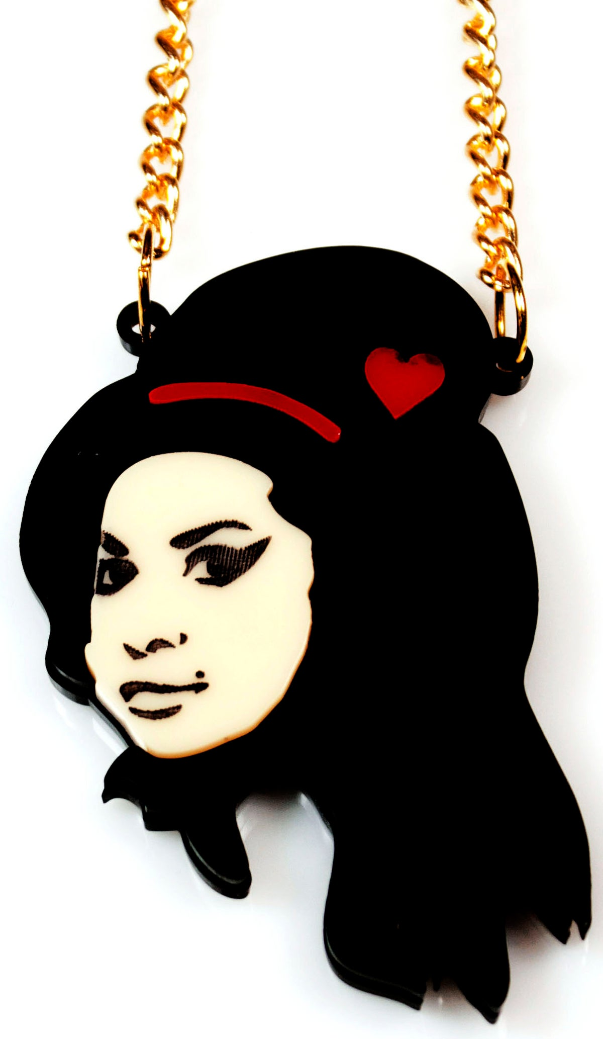 Image of Amy Winehouse Necklace