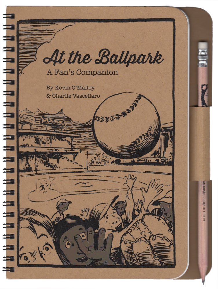 Image of At the Ballpark, A fan's Companion