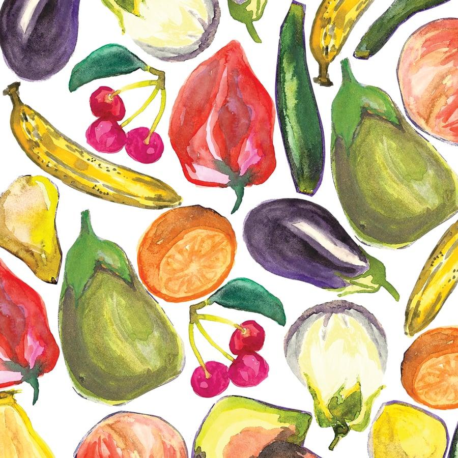 Image of Fruit & Veg