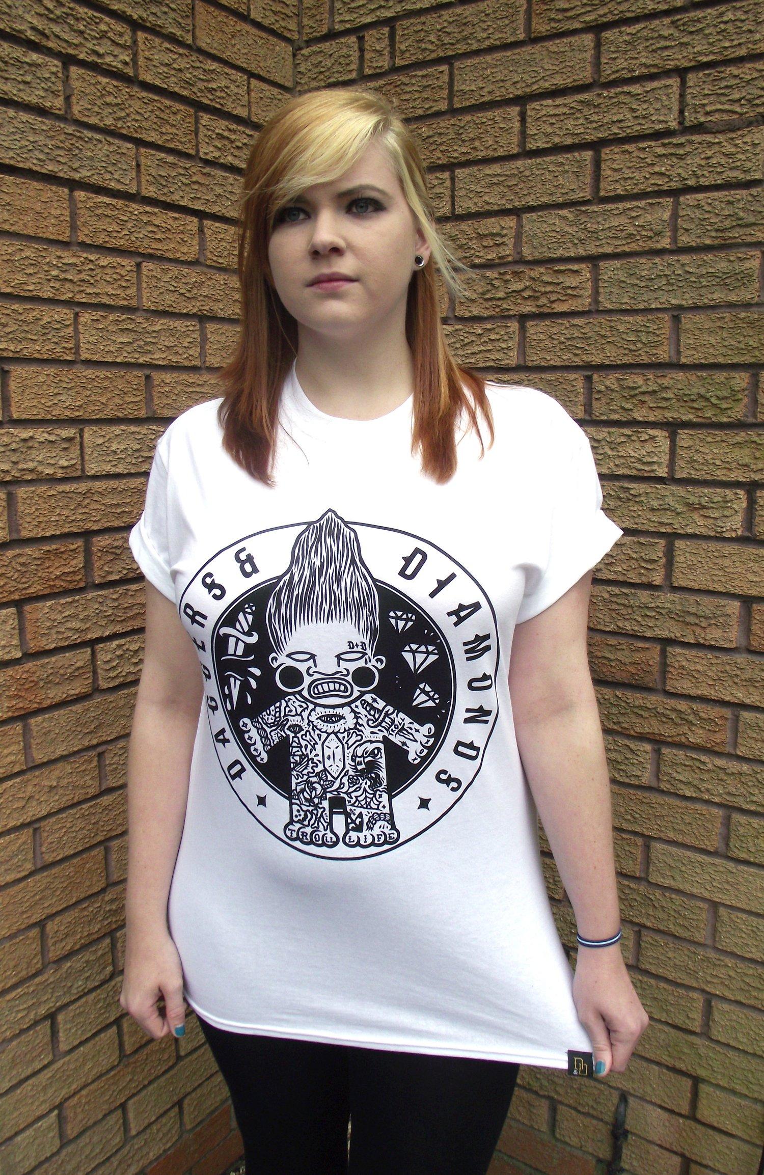 Image of Troll Life Unisex T-Shirt