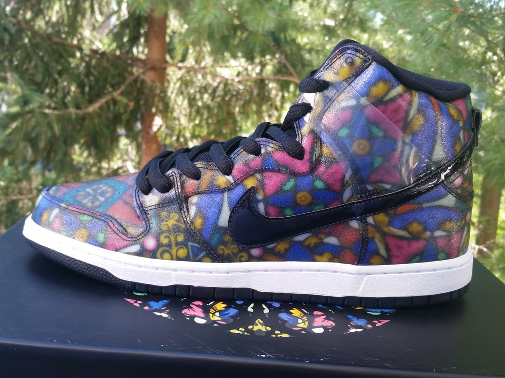 Image of Nike SB Concepts Stained Glass