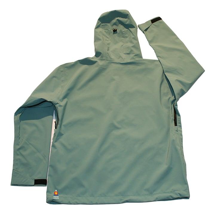 Image of Antero 3 Polartec Neoshell Hardshell Laminate Ski Jacket Mint