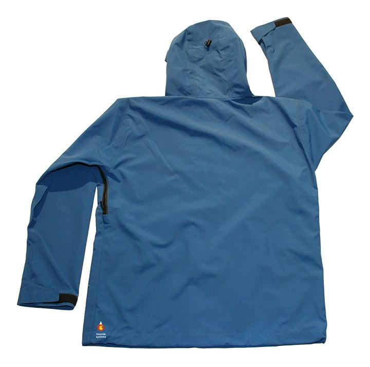 Image of Antero 3 Polartec Neoshell Hardshell Laminate Ski Jacket Blue