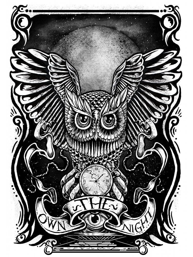 Image of Wisdom Print