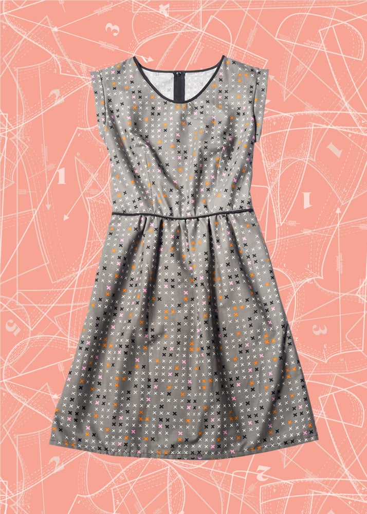 Image of Roxy Dress: Lucky Strike