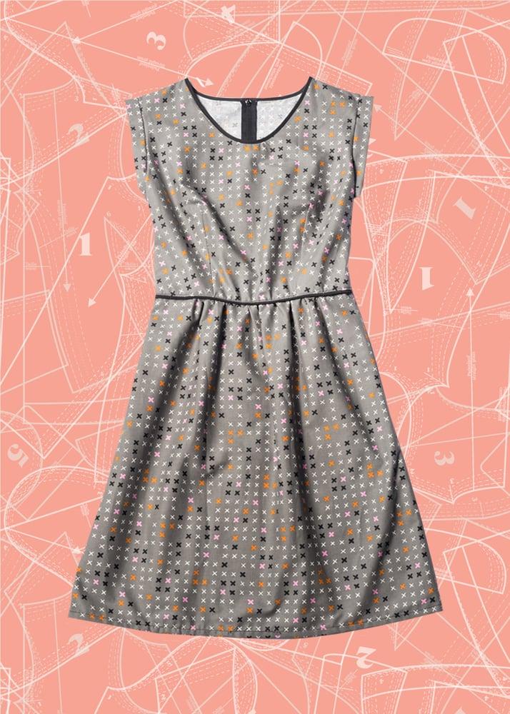 Image of Roxy Dress: Lucky Strike