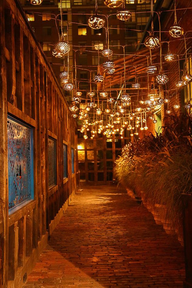 Image of Distillery Lights