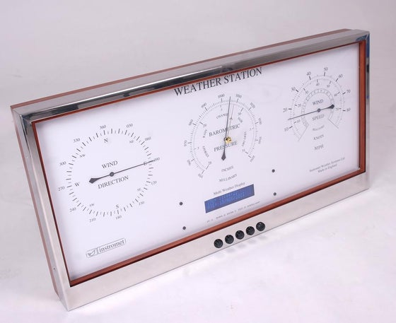 Image of Executive Weather Station