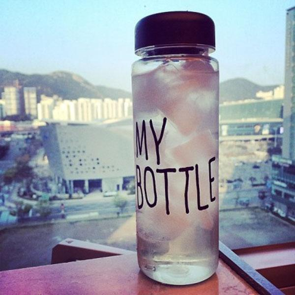 Image of MY BOTTLE ~ Plastic