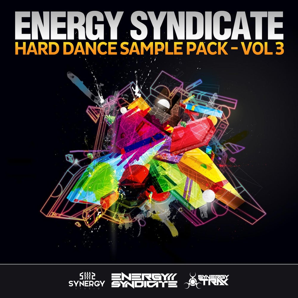 Image of ENERGY SYNDICATE HARD DANCE SAMPLE PACK - VOL 3