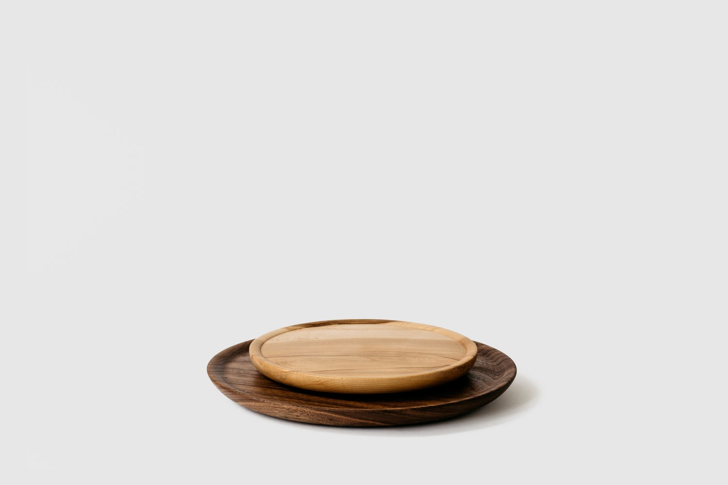 Image of Small Hardwood Plate