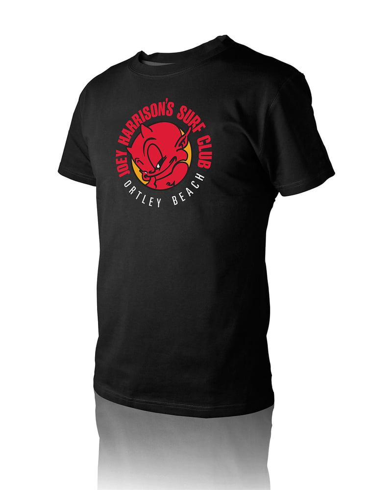 "Image of Men's ""Devil"" T-Shirt Black"