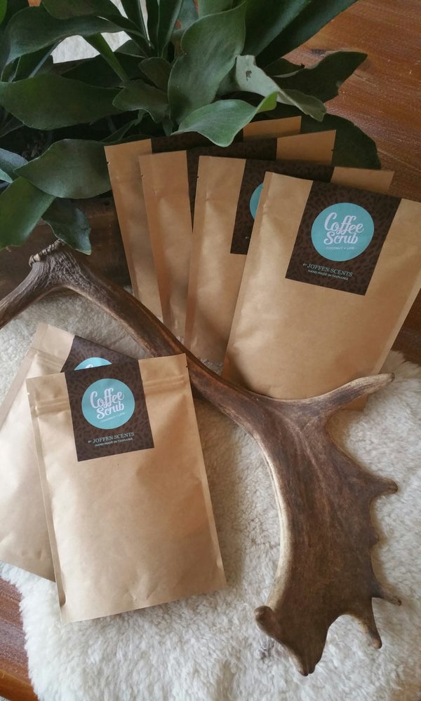 Image of Joffen Scents Coffee Scrub