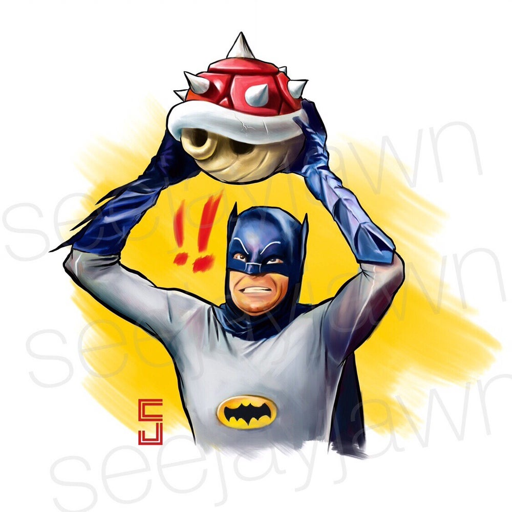 Image of Batman vs. Koopa