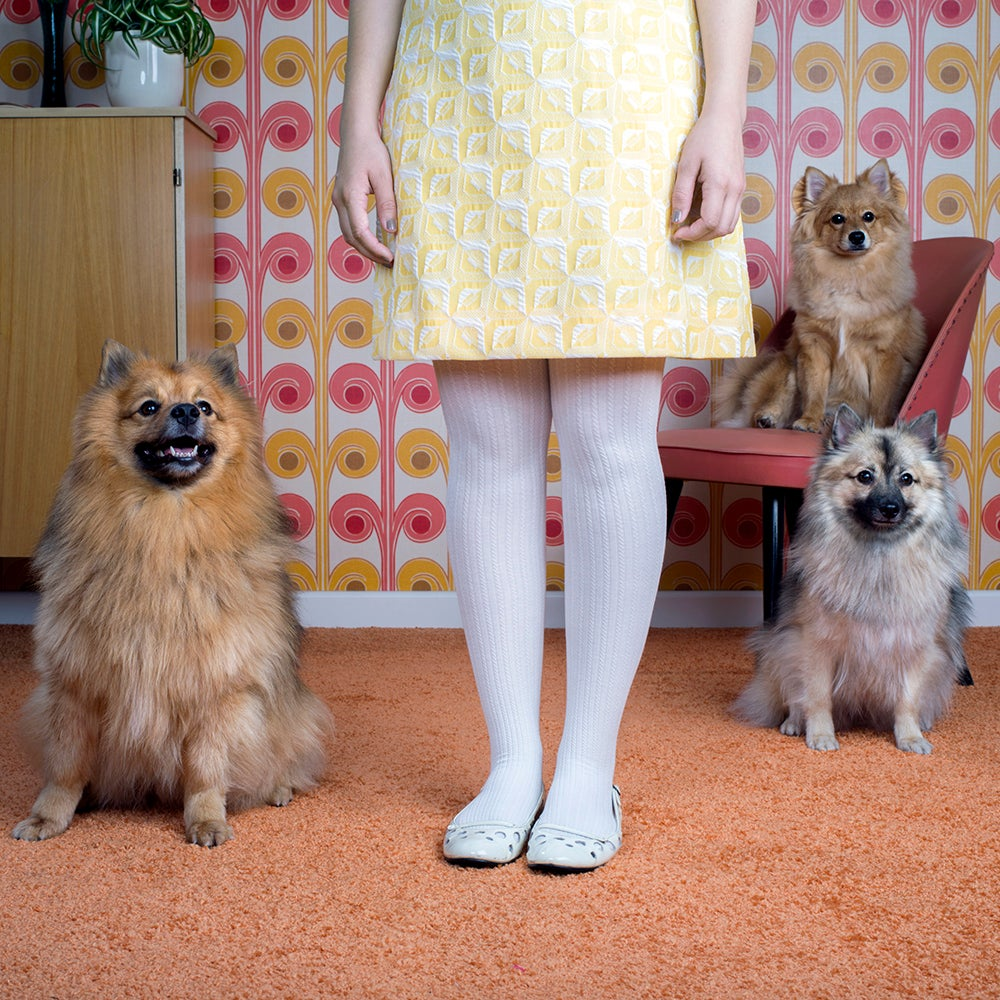 Image of Me And My Dogs #3   Open Editions
