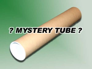 Image of Mystery Tube (6) Six