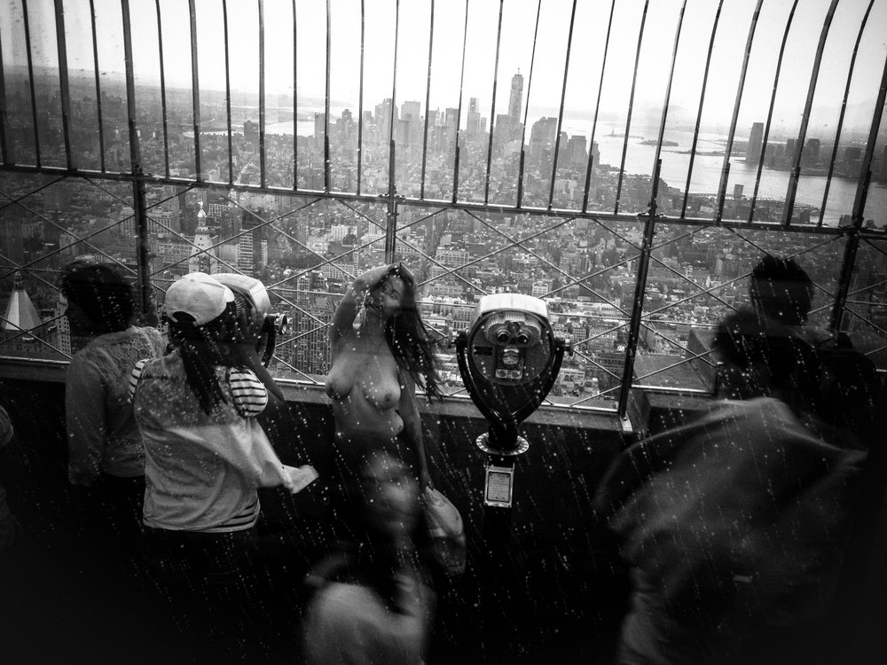 Image of Shelby Carter / Elizabeth Marxs - Empire State Building 2013 [1of5]