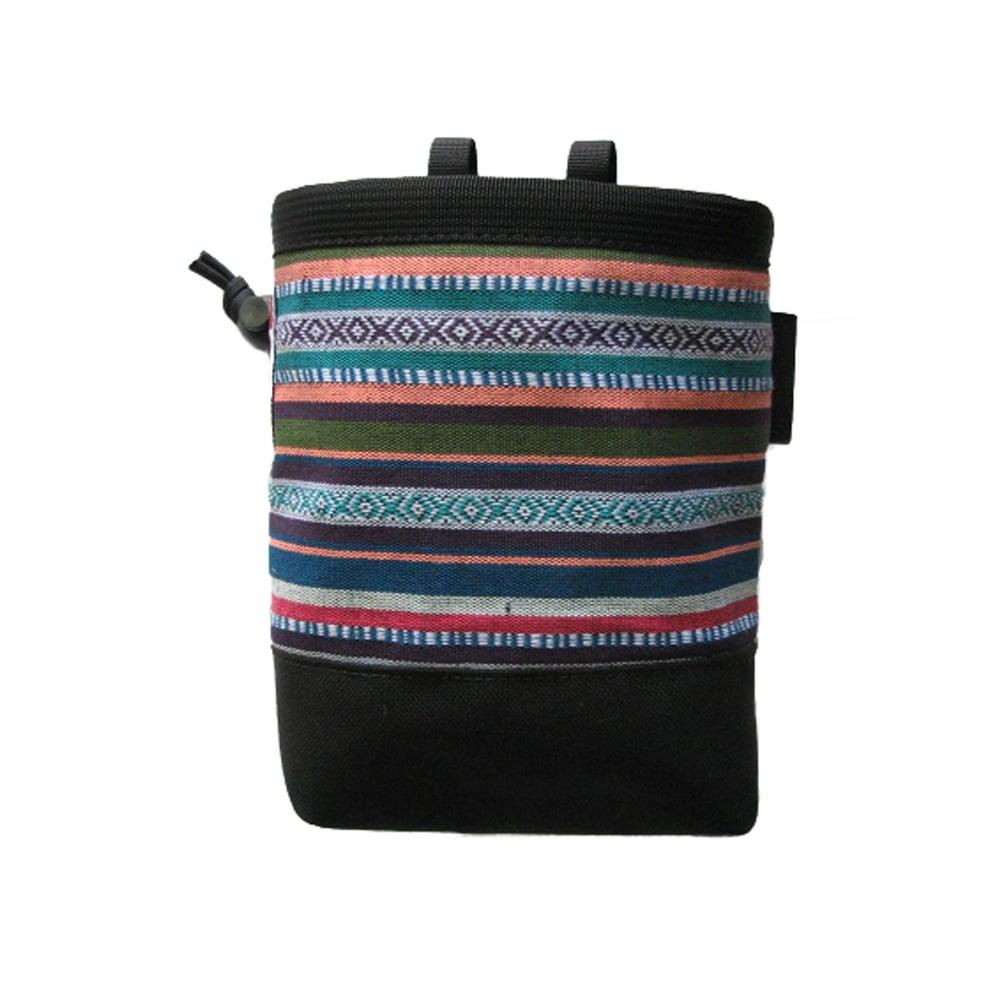 Image of Ibarra Stripes Chalk Bag