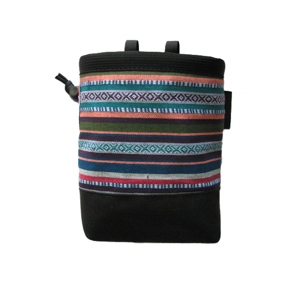Rustic Stripes Chalk Bag (color options)