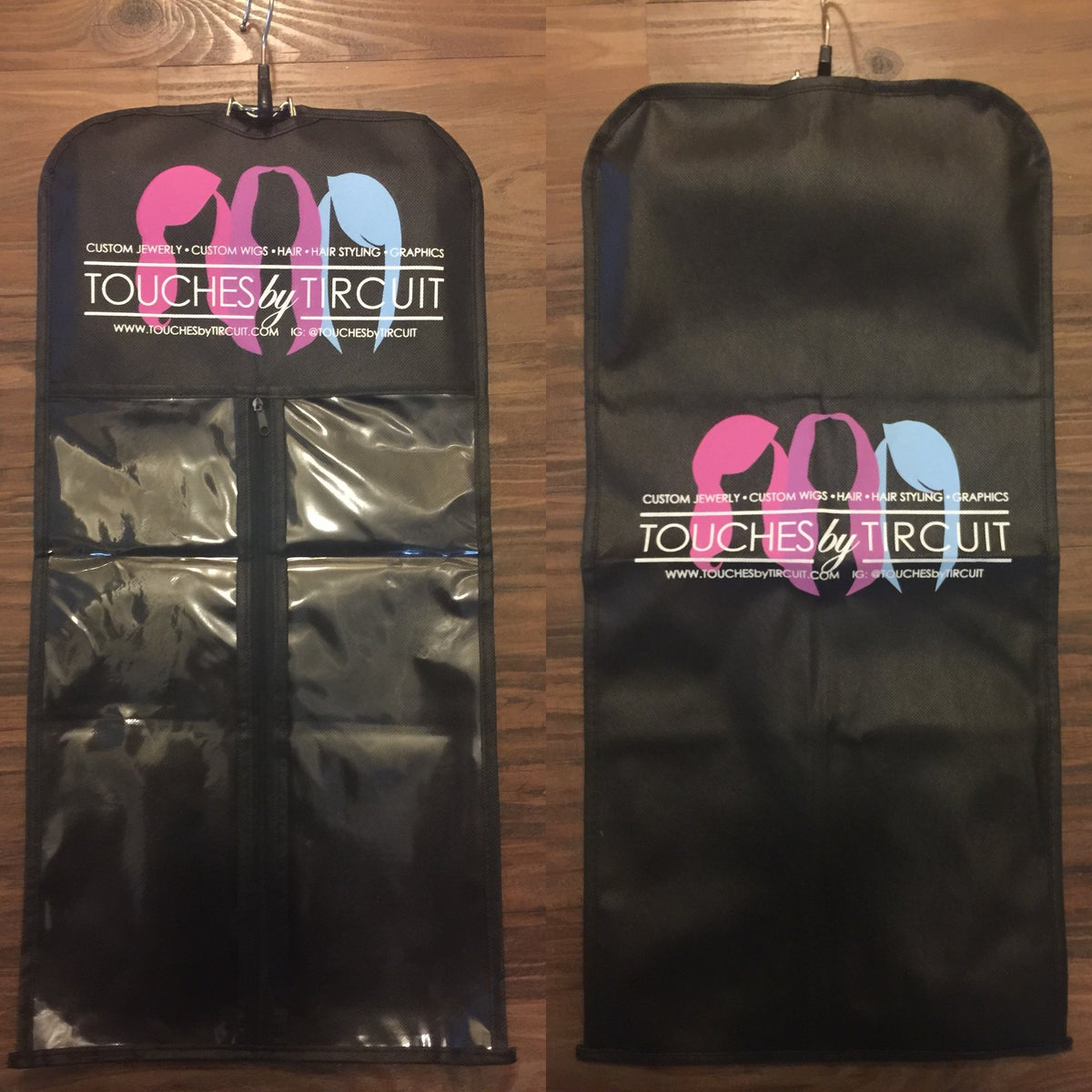 Image of Hair/Wig Storage Bags