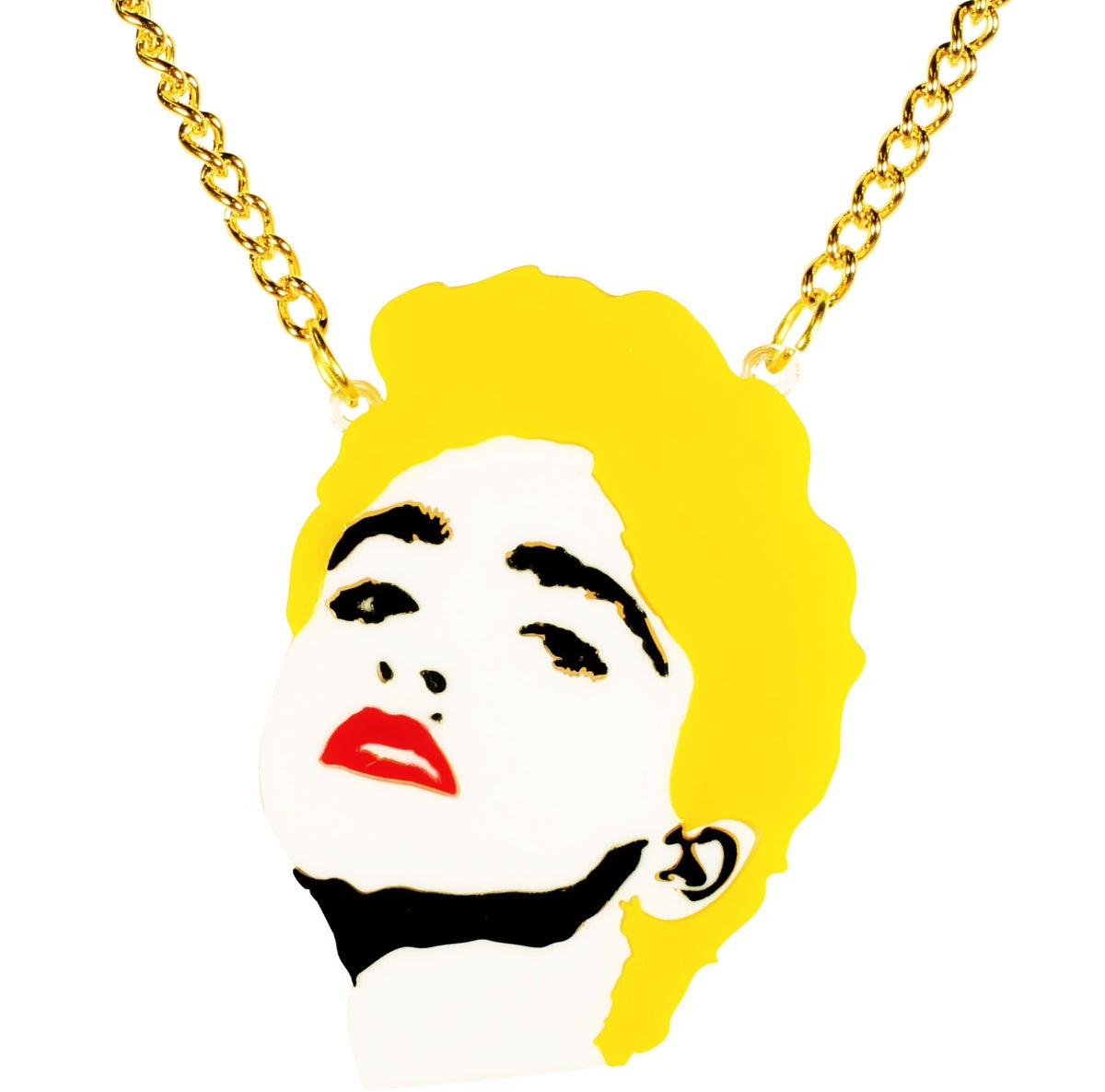 Image of Madonna Necklace