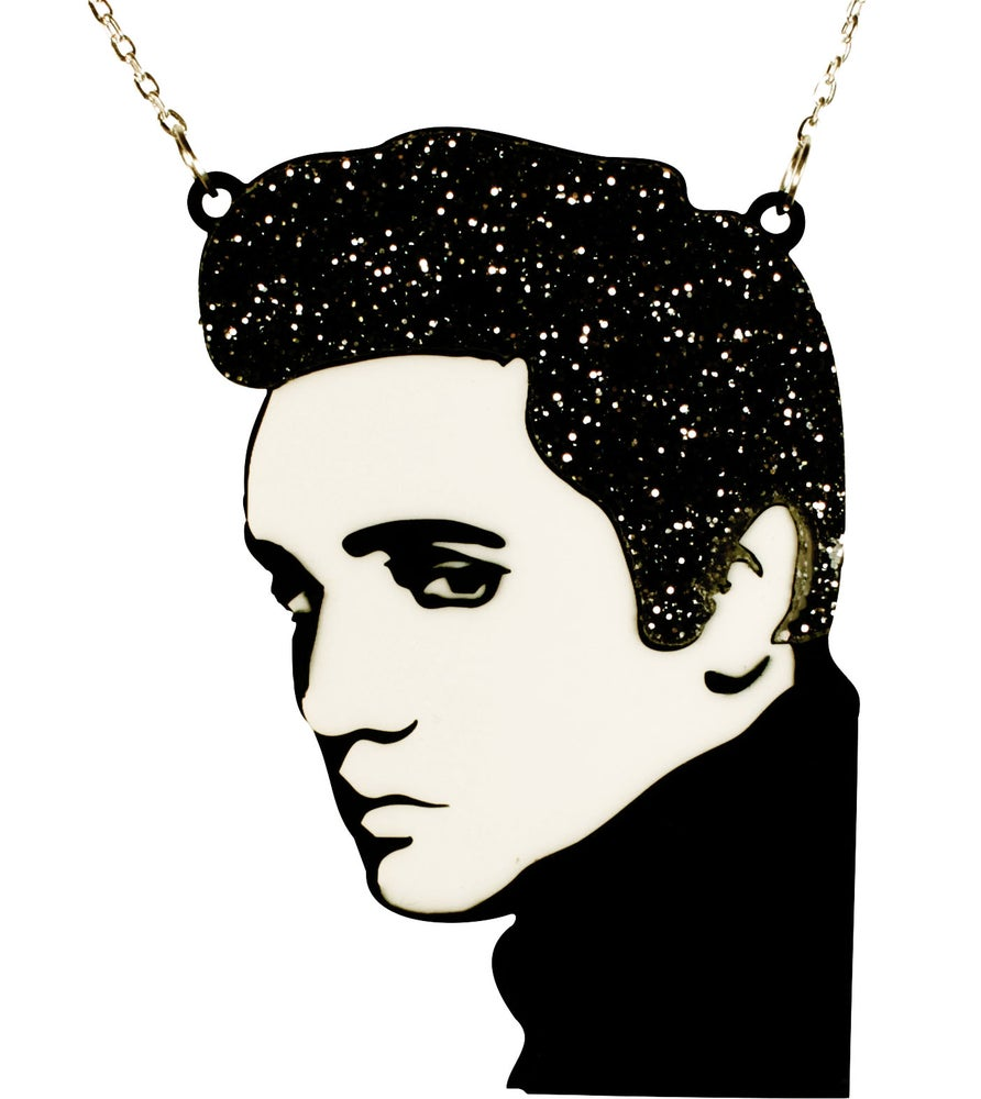 Image of Elvis Necklace