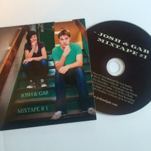 Image of Josh & Gab CD