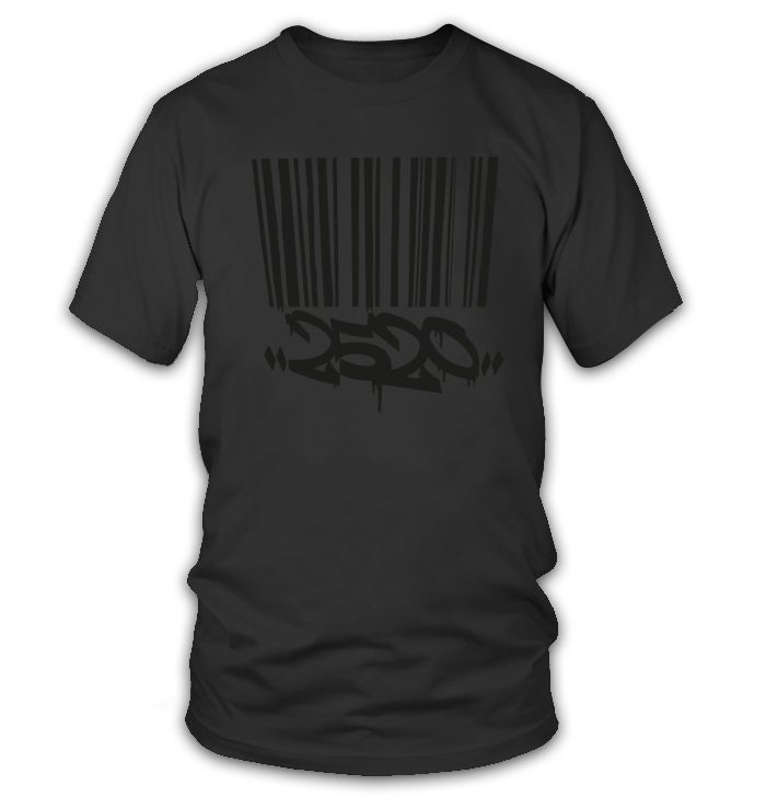 Image of DRIPS TEE - CHARCOAL