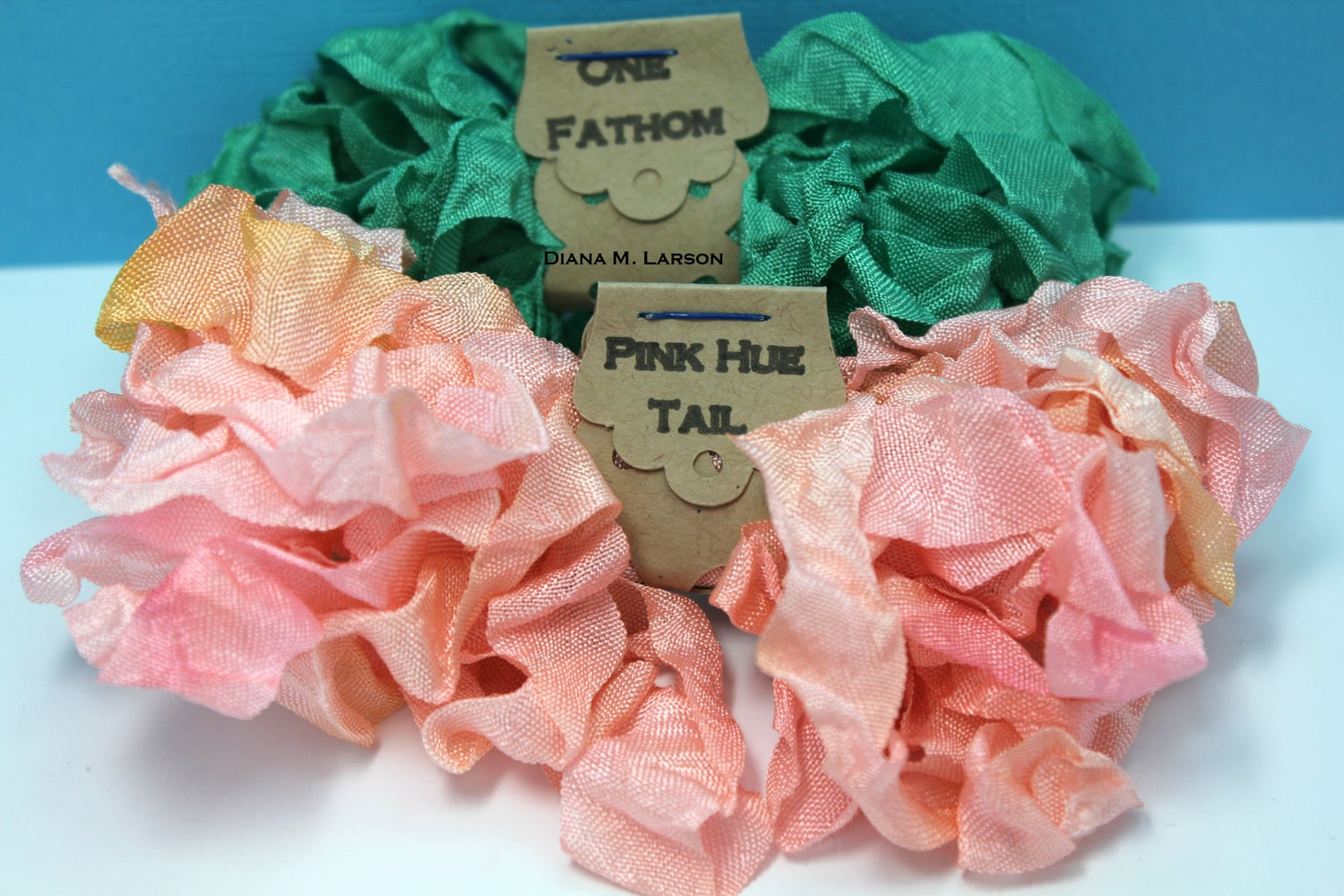 Image of The Mermaid's Tale- First edition, Crinkle Ribbon